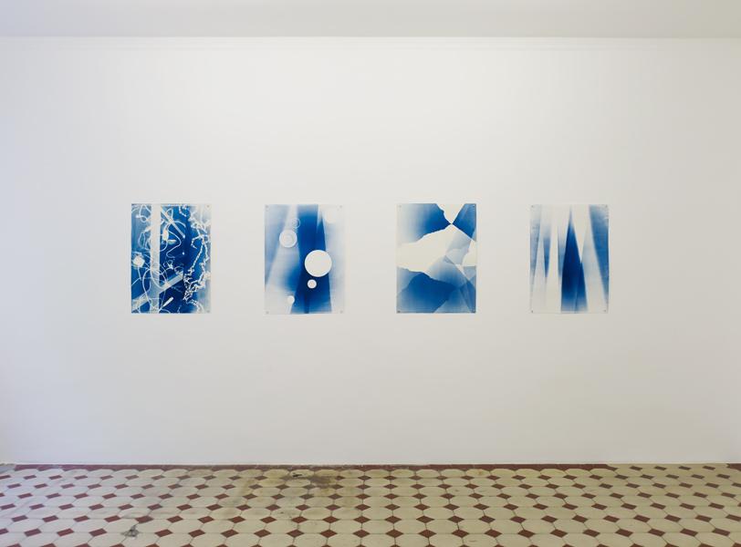 Wiener Blau #19, #37, #30, #36